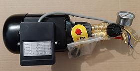 Мотор асинхронный с помпой. Nebbia. 1.3 литра. Насос асинхронный nebbia