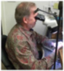 Michael von Krenner at work