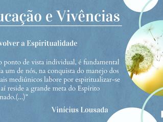 Desenvolver a Espiritualidade