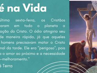Os exemplos do Cristo na Cruz