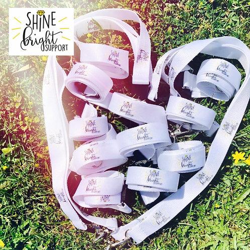 Shine Bright Lanyard