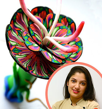 Fantasy Flowers with Anjali Tambde - Five Star Sugar Flower Module