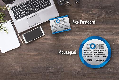 CORE Postcard and Mousepad Desk.jpg
