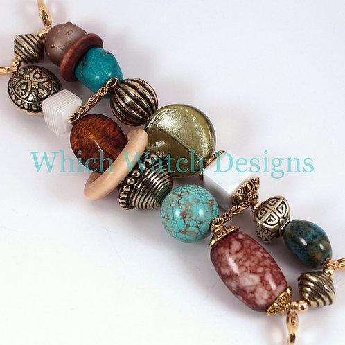 Turquoise Treasure Watch Band