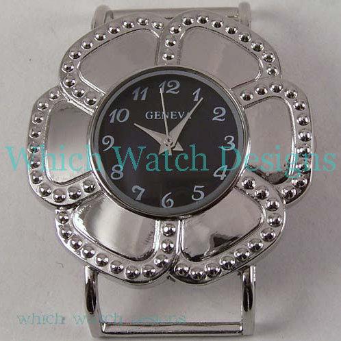 Plain Flower Watch Face