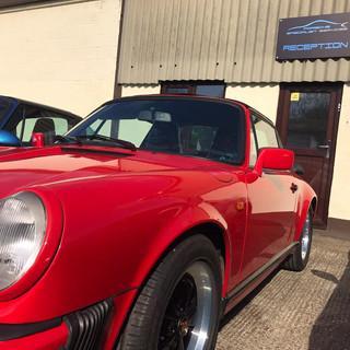Porsche 911 3.2