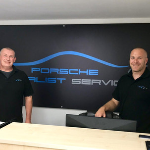 Owners - Phil Griffiths and Keith Davis