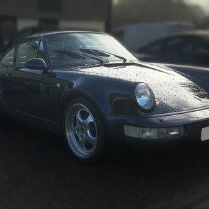 Porsche Turbo 965