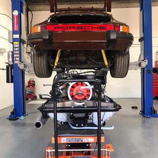 Porsche SC Engine - Restoration