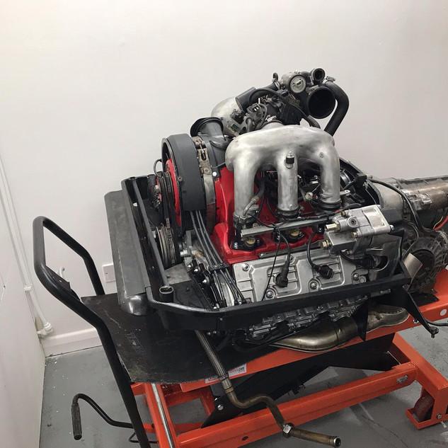 Porsche 964 Engine rebuild