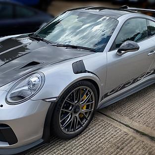 Porsche 991's