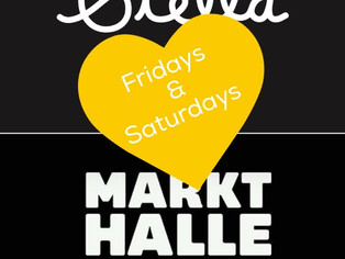 Coming Soon!                                      Stella Outpost at Markthalle Neun