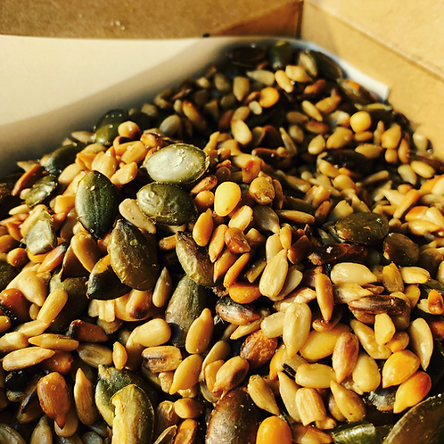 Mixed Roasted Seeds - 25g