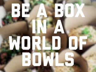 be a box