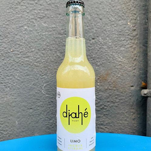 Djahé Ingwer Zitrone Limo