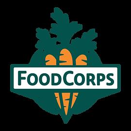 Food Corps logo.