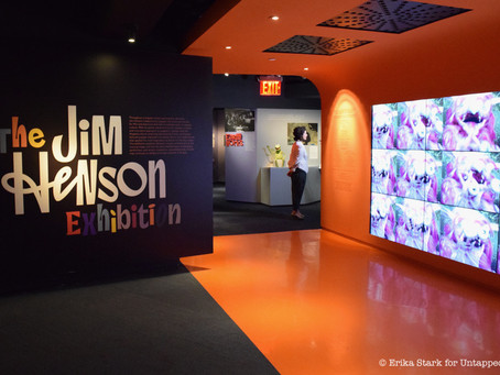 Jim Henson Trip - 3rd grade
