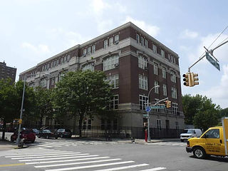 An exterior image of PS 42