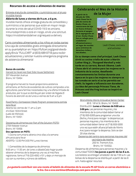 March Food Newsletter for Spanish_2.png