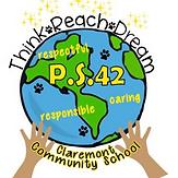 PS 42 logo