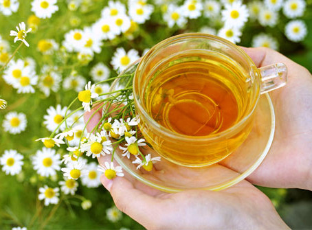 What are the benefits of chamomile tea?