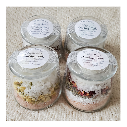Bath Soaking Salts