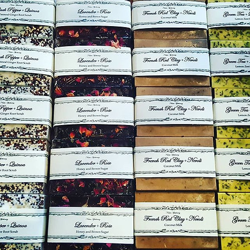 Handpoured Soaps