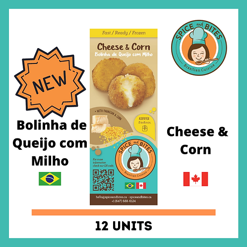 B12 - Cheese & Corn