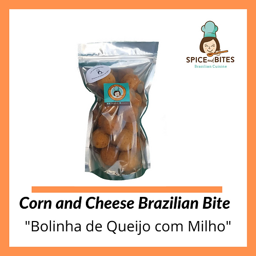 BAG 20 - Corn and Cheese