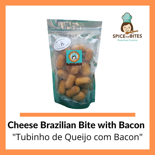 BAG 20 - Cheese Brazilian Bite with Bacon