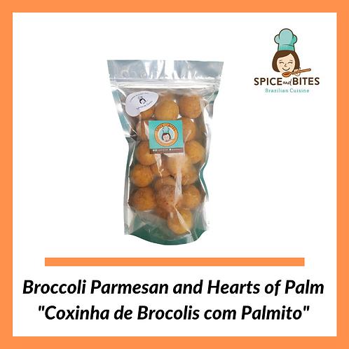 BAG 20 - Broccoli with Palm Hearts Bite