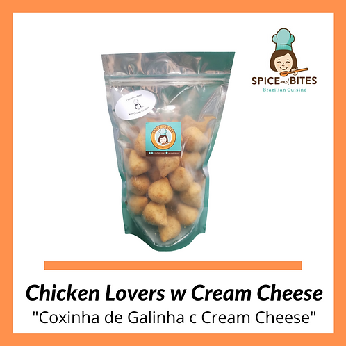 BAG 10 - Chicken Lovers with Cream Cheese