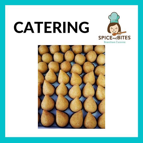 CATERING - 100 Deep fried Savories