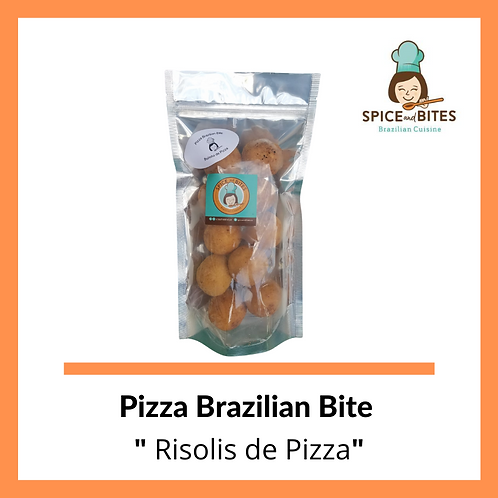 BAG 20 - Pizza Brazilian Bite - Risolis de Pizza