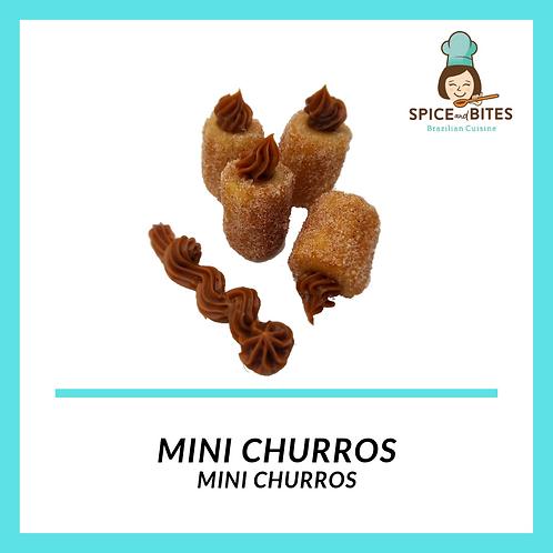 Mini Churros - 20units