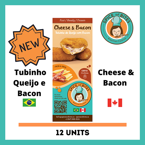 BAG 12 (NEW) - Cheese with Bacon