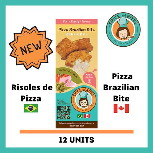 B12 - Pizza Brazilian Bite