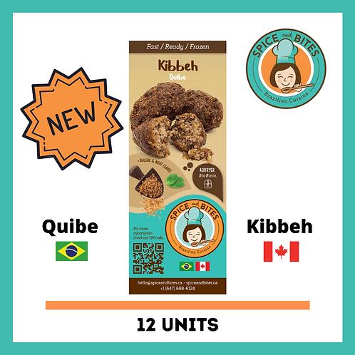 B12 - Kibbeh - Quibe