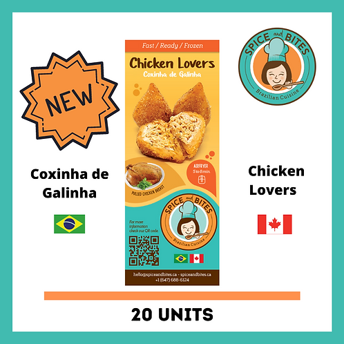BAG 20 (NEW) - Chicken Lovers