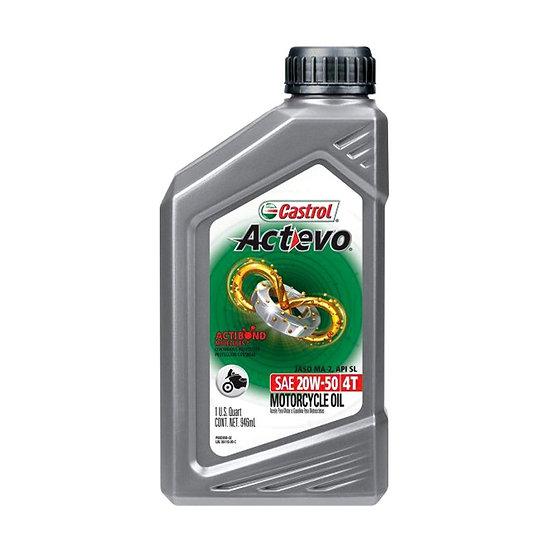 Aceite Castrol Actevo