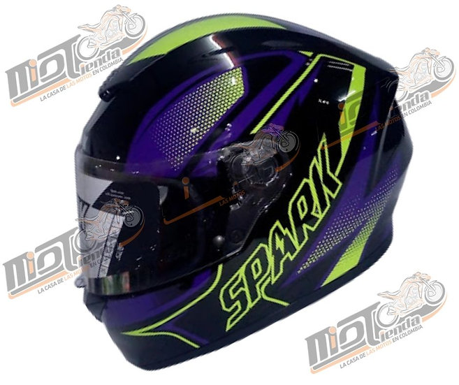 Casco Integral Spark GT 500