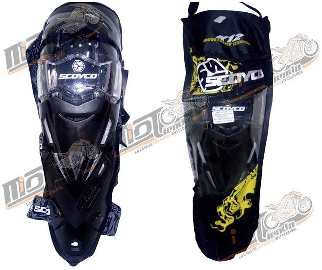 Rodilleras Protección Skoyco K12
