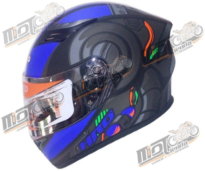 Casco Integral HRO 514 Doble Visor