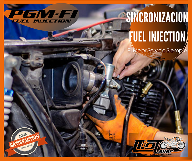 Sincronizacion Motores Fuel Injection