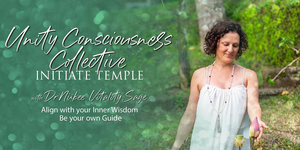 Unity Consciousness Collective - Initiate Temple