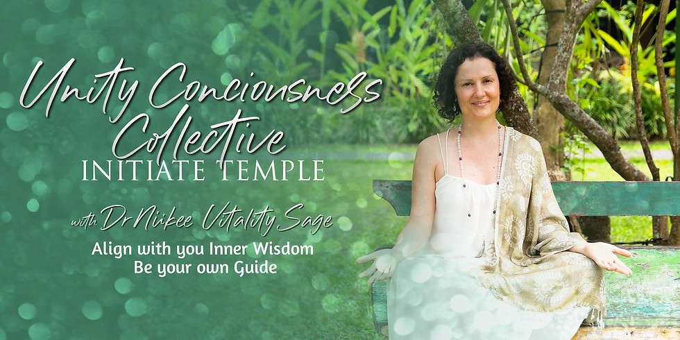 Unity Consciousness - Initiate Temple
