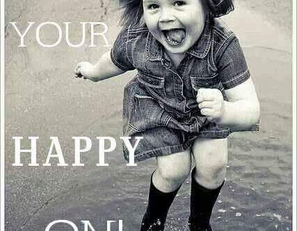 Get your Happy ON!!