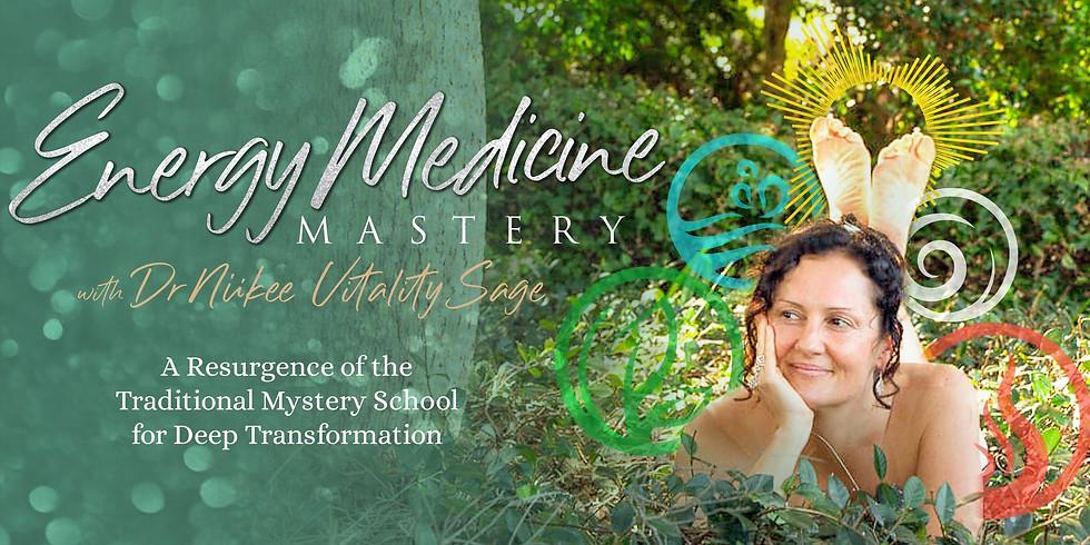 Energy Medicine Mastery