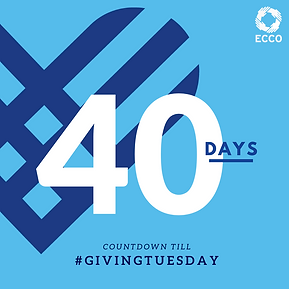Giving Tuesday ECCO Charleston