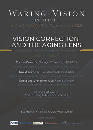 Waring Vision Institute Symposium